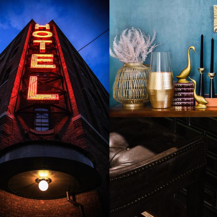 Grand Hotel Le magnifique